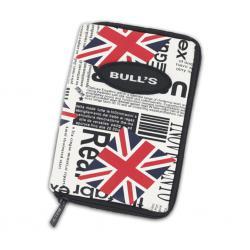 BULL'S TP Dartcase British Flag